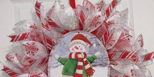 Winter Wreath Workshop with Crafty Girls Night In