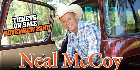 Neal McCoy with Brett Kissel tickets