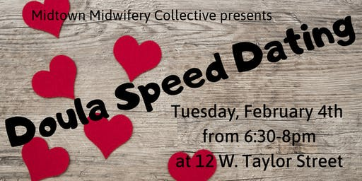 Doula Speed Dating-  Winter 2020
