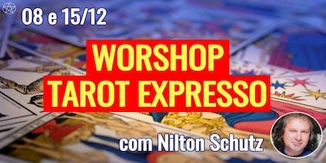Worshop Tarot Expresso – Nilton Schutz ingressos
