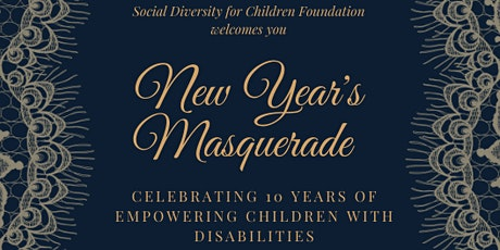 SDC New Year's Masquerade tickets