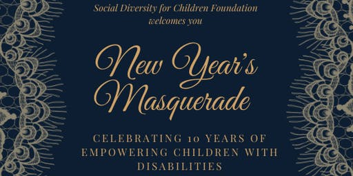 SDC New Year's Masquerade