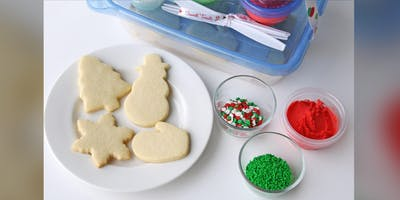 Cookie Decorating Pajama Party At Escape
