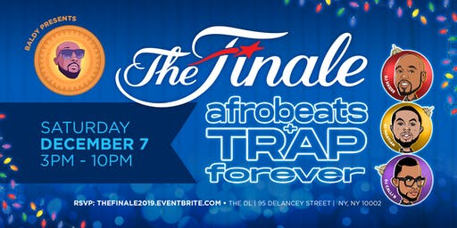 The Finale 2019 | Save the Date 12-7-19 | The DL