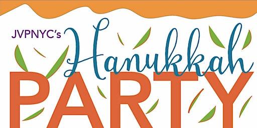 JVP-NYC Hanukkah Party & Fundraiser for Adalah Justice Project