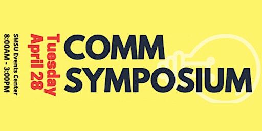 Comm Symposium 2020