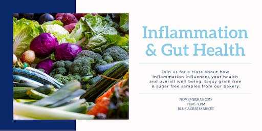 Chronic Inflammation and Gut Health Class