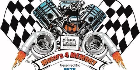 "Home Instead Senior Care's ""Motors for Memory"" Car Show tickets"