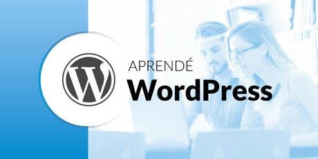 Curso de Wordpress tickets