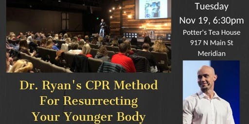 Resurrect Your Younger Body with Dr. Ryan Johnson
