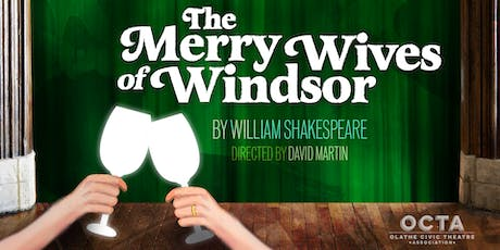 Merry Wives of Windsor - General Admission tickets