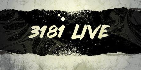 3181 Live: Mojo Pin, Lemon Daze, Sapphire Street, Jimmy Harwood tickets
