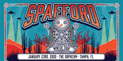 Spafford @ The Orpheum