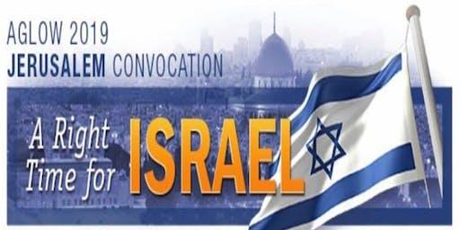 Aglow 2019 Jerusalem Convocation
