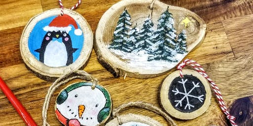 Ornament Making Party!