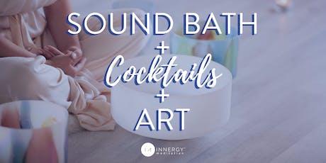 Exclusive Miami Art Week Sound Bath + Cocktail Hour tickets