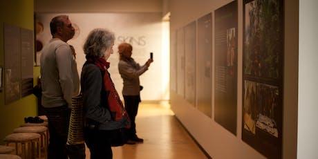 Spoken: celebrating Queensland languages - exhibition tours  tickets