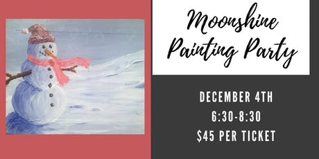 Moonshine Painting Party tickets
