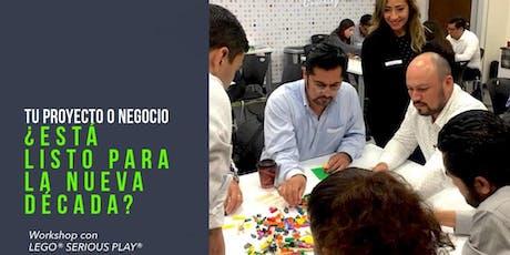 Workshop Lego Serious Play boletos