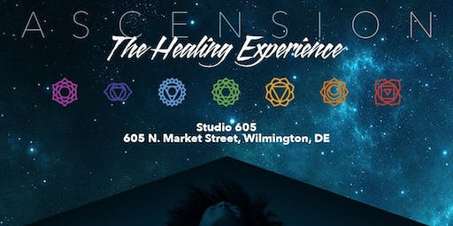 Ascension: The Healing Experience (Art Installation)