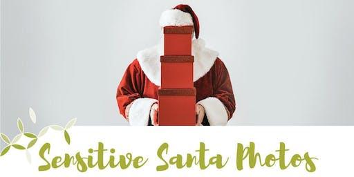 Senstive Santa Photos at MarketPlace Warner