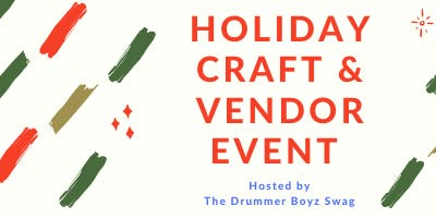Holiday Craft and Vendor Event