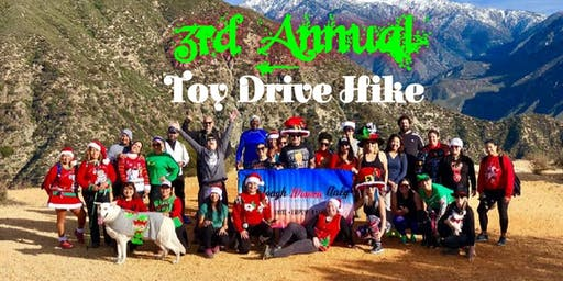 3rd Annual Toy Drive Hike