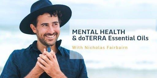 Mental Health & Essential Oils Workshop