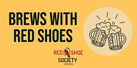 Brews with Red Shoes Fundraiser tickets