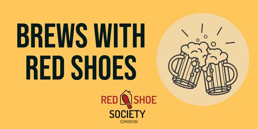 Brews with Red Shoes Fundraiser