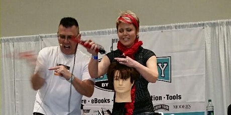 Cosmetology / Barber Crossover Hands-on class tickets