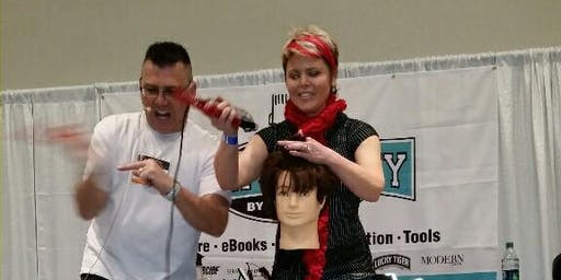 Cosmetology / Barber Crossover Hands-on class