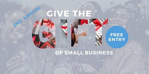 Give the gift of Small Business; Holiday Pop-Up Shop