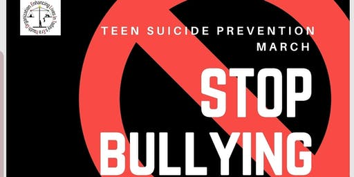 Teen Suicide Awareness and Prevention March