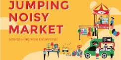 Jumping Noisy Market
