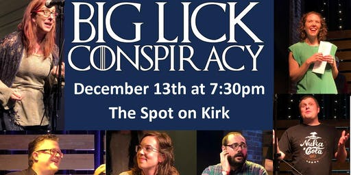 Big Lick Conspiracy at The Spot!
