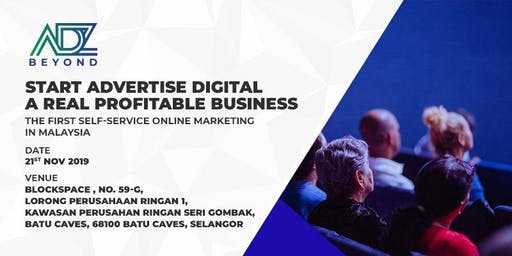 START  ADVERTISE DIGITAL - A Real Profitable Business