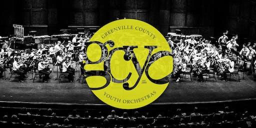 GCYO's Shoulder to Shoulder Concert