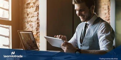 Introduction to Forex Trading - Brisbane CBD - Hilton tickets