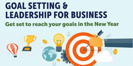 Goal Setting & Leadership for Business tickets