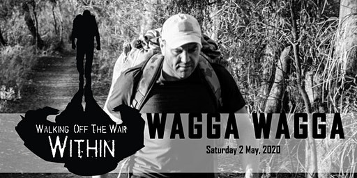 Walking Off The War Within 2020 - Wagga Wagga
