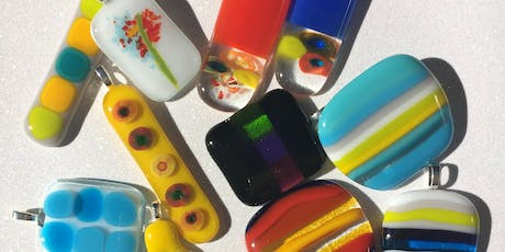 Make your Own Fused Glass Jewellery tickets