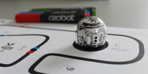 Ozobots, Ages 10-18, FREE