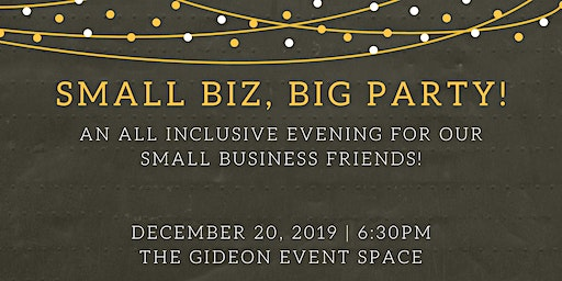 Small Biz, Big Party
