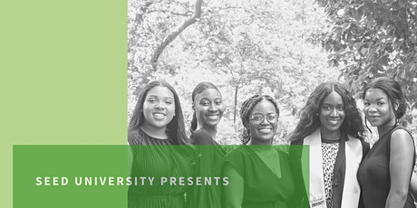 Seed University: 4th Annual Winter Career Conference tickets