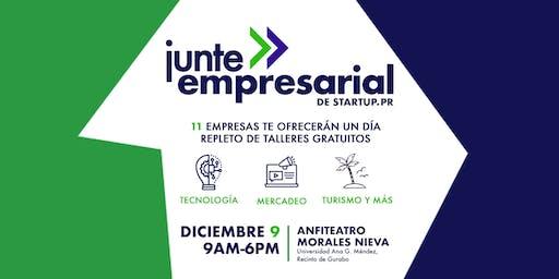 Junte Empresarial de Startup.PR™