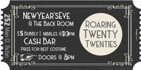Roaring Twenty Twenties tickets