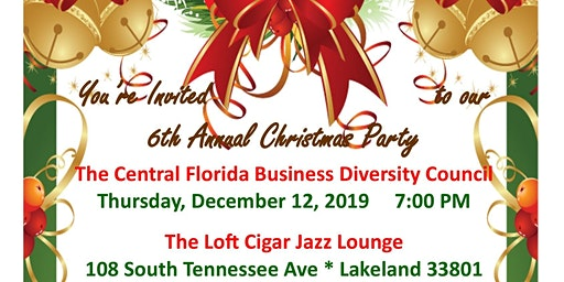 CFBDC 6th Annual Christmas Party