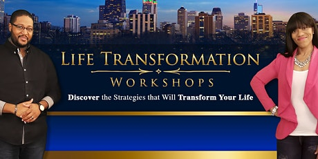"""Life Transformation Workshop: """"How To Heal From Your Past"""" tickets"""