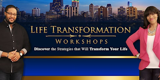 """Life Transformation Workshop: """"How To Heal From Your Past"""""""